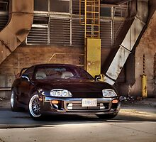 Industrial Supra by Rob Smith