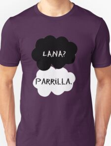 Lana? Parrilla. T-Shirt