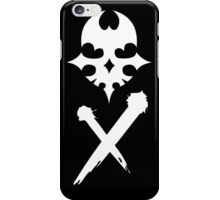 TWEWY Skull iPhone Case/Skin