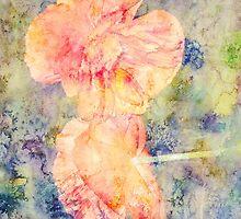 Painting Poppies by Vitta