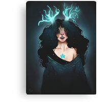 The Light of the Night Canvas Print