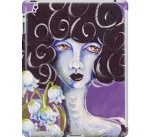 Flower Girl - Lily of the Valley iPad Case/Skin