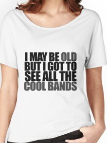 old humor Women's Relaxed Fit T-Shirt