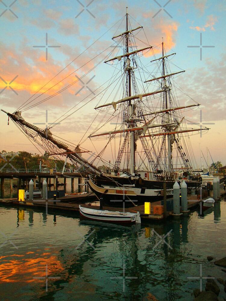 Tall Ships.... by Rita  H. Ireland
