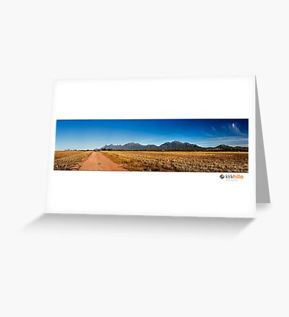 Stirling Ranges Greeting Card