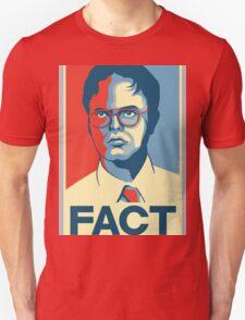 Fact - Dwight Schrute Unisex T-Shirt