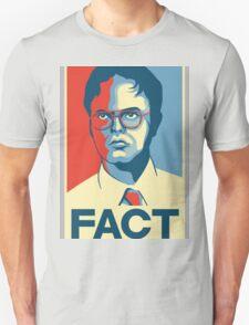 Fact - Dwight Schrute T-Shirt