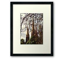 ST Patrick Cathedral Framed Print