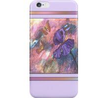 Pastel Monarchs iPhone Case/Skin