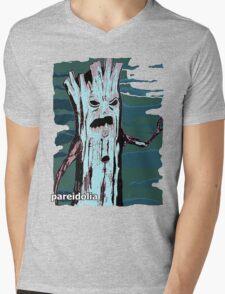 pareidolia Mens V-Neck T-Shirt