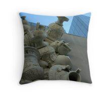 Marvellous Melbourne.... Throw Pillow