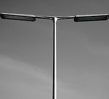 Street Lamp by Ulf Buschmann
