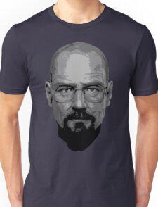 Breaking Bad - Heisenberg ( Vector ) Unisex T-Shirt