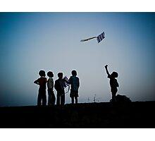 The Kite Runner Photographic Print
