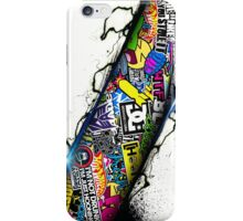 """Obama Can't Gymkhana"" graffiti Sticker Phone Case iPhone Case/Skin"