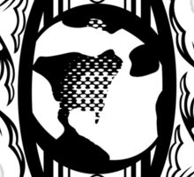 Eye On Earth Sticker