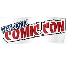 New York Comic Con Poster