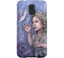 Bright Visitor Samsung Galaxy Case/Skin
