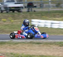 Go-Kart Gromet by Barnesy