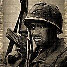 Rifleman by Chet  King