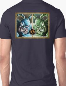 The Tick VS The Uncommon Cold Unisex T-Shirt