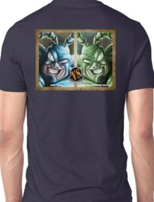The Tick VS The Uncommon Cold Unisex T-Shirt