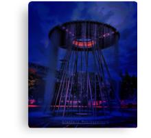 'The Night Cauldron' - Limited Edition Print Canvas Print
