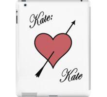 Kate: Kate iPad Case/Skin