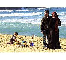 Sand Goths Photographic Print