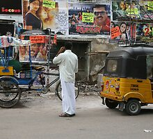 Street photography..Madurai by Pawar