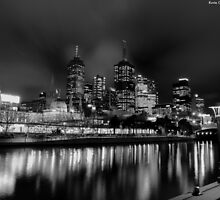 Melbourne Nights by Kevin Cotterell