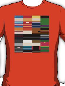 Minimalist Avengers Assemble T-Shirt