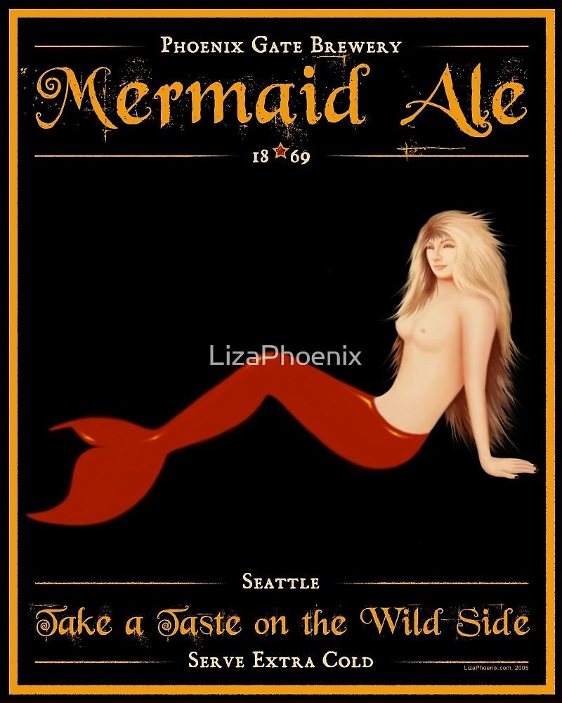 Mermaid Ale by LizaPhoenix