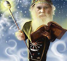 wizard  by awcase