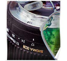 Lens on Lens Poster