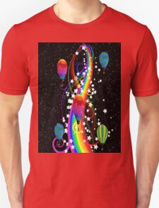 The Balloons over the Rainbow T-Shirt