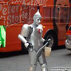 Steely-Eyed Tin Man Caught in the Act by GraceNotes