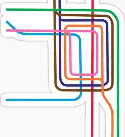 The Loop Sticker