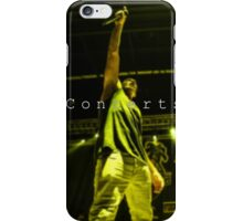 Concerts iPhone Case/Skin