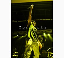 Concerts Unisex T-Shirt