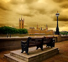 London Serenity by Peter Evans