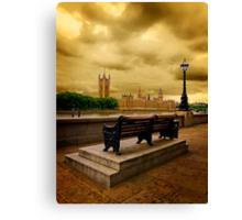 London Serenity Canvas Print