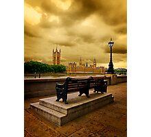 London Serenity Photographic Print