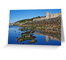 Museum Reflections ~ Lyme Regis Greeting Card