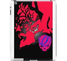 Jerry Garcia in plastic iPad Case/Skin