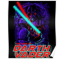 THE RISE OF DARTH VADER - STAR WARS Poster