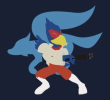 Super Smash Bros Falco Melee by Dori Designs