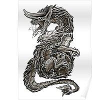 Djinn - Dragon Poster