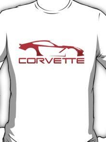 Chevrolet Corvette   T-Shirt