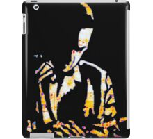 The Lonely Jazz player iPad Case/Skin
